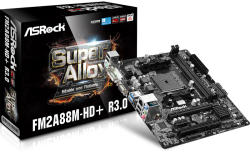 ASRock FM2A88M-HD+ R3.0