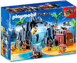 Playmobil Pirates - Kalózok kincses szigete (6679)