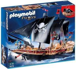 Playmobil Pirates - Kalóz csatahajó (6678)