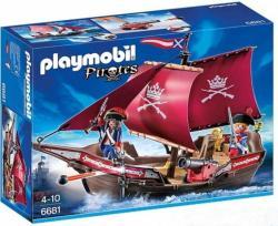 Playmobil Pirates - Katonai hajó ágyúkkal (6681)