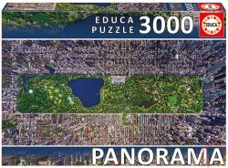 Educa Panoráma Puzzle - Central Park, New York 3000 db-os (16781)