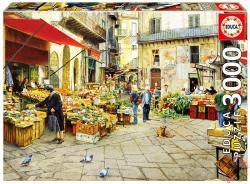 Educa Vucciria piac, Palermo 3000 db-os (16780)