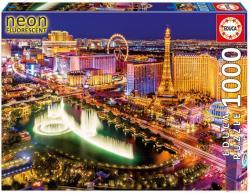 Educa Neon Puzzle - Las Vegas 1000 db-os (16761)