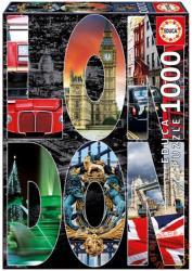 Educa London kollázs 1000 db-os (16786)