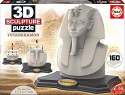 Educa 3D szobor puzzle Tutankhamon 160 db-os (16503)