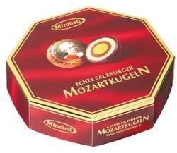 Mirabell Salzburger Mozart Golyó 6db (100g)