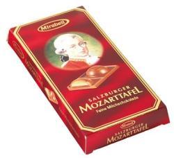Mirabell Salzburger Mozarttafel Táblás Csokoládé (100g)