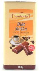 frankofonia Diabetikus Kávés Tejcsokoládé (100g)
