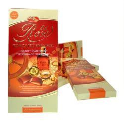 dia Rose Diabetikus Rumkrémes Tejcsokoládé (100g)