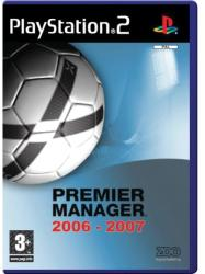 Zoo Games Premier Manager 2006-2007 (PS2)