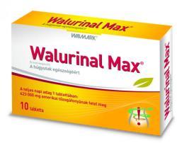 Walmark Walurinal Max tabletta aranyvesszővel - 10 db