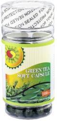 Sun Moon Zöld Tea lágyzselatin kapszula - 100 db