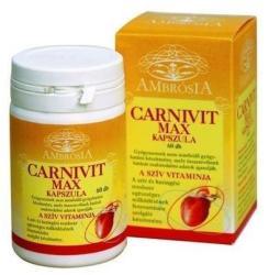 Ambrosia CARNIVIT Max kapszula - 60 db