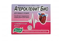 Ateroklefit Bio kapszula - 60 db