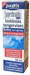 JutaVit Izotóniás tengervizes baby orrspray 50ml