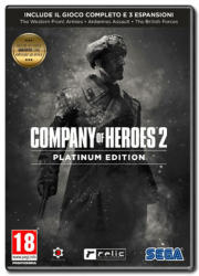 SEGA Company of Heroes 2 [Platinum Edition] (PC)