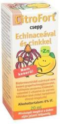 CitroFort Grapefruitmag-kivonat echinaceával és cinkkel 20ml