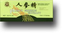 Dr. Chen Panax Ginseng ampulla 10x10ml