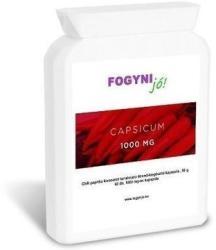 Capsicum 1000mg kapszula - 60 db