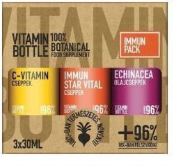 Vitamin Bottle Immun Pack cseppek 3x30ml