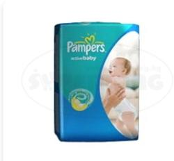Pampers Active Baby 4+ Maxi Plus 9-20 кг (68 броя)