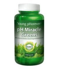 Young pHorever pH Miracle Greens kapszula - 90 db