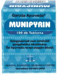 Garuda Ayurveda Munipyrin tabletta - 100 db