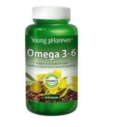 Young pHorever Omega 3-6 kapszula - 60 db