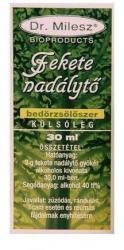 Dr. Milesz Bioproducts Fekete nadálytő bedörzsölőszer 30ml