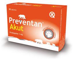 Farmax Preventan Akut tabletta - 30 db