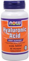 NOW Hyaluronic Acid kapszula - 60 db