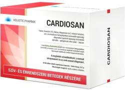 HOLISTIC PHARMA Cardiosan kapszula - 60 db