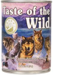 Taste of the Wild Wetlands Canine Formula 12 x 374g