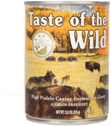 Taste of the Wild High Prairie Canine Formula 12 x 374g