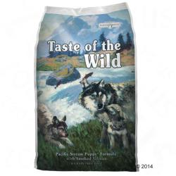 Taste of the Wild Pacific Stream Puppy Formula 2x13kg