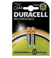 Duracell AAA 750mAh (2)