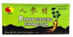 Sun Moon Panax Ginseng Extractum ampulla 10x10ml