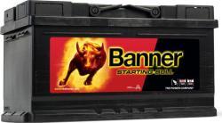 Banner Starting Bull 80Ah 660A Jobb+