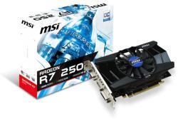 MSI Radeon R7 250 2GB GDDR3 128bit PCI-E (R7 250 2GD3 OCV1)
