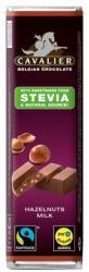 CAVALIER Tejcsokoládé Mogyoródarabokkal (40g)