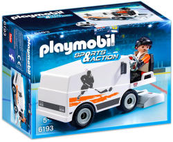 Playmobil Sports & Action - Jégsimítógép (6193)