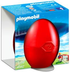 Playmobil Aranylábú csatár tojásban (4947)