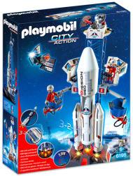 Playmobil City Action - Rakétakilövő-állomás (6195)