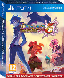 NIS Europe Disgaea 5 Alliance of Vengeance [Launch Day Edition] (PS4)