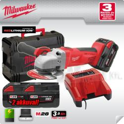Milwaukee HD28 AG-125-32 X