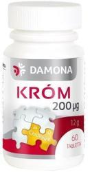 Damona Króm tabletta - 60 db