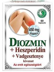 Dr. Chen Diozmin+Heszperidin+Vadgesztenye kapszula - 60 db