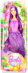 Mattel Barbie - Végtelen Csodahaj Királyság - lila hercegnő baba (DKB59)