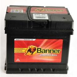 Banner 44Ah 360A Starting Bull 54409 R