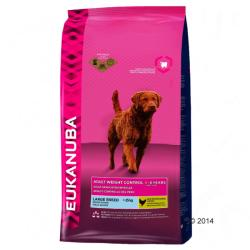Eukanuba Adult Light Large Breed 2 x 15 kg